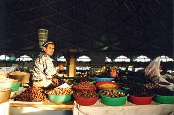 Central Asia Markets
