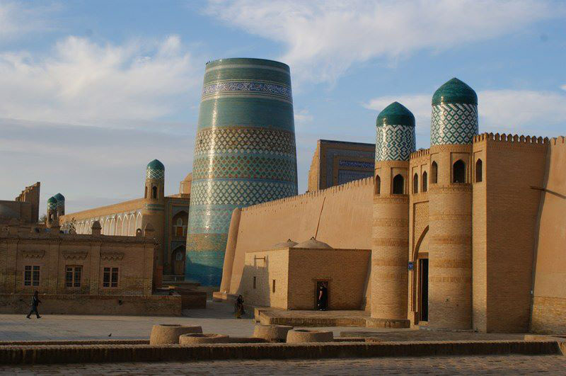 Khiva Central Asia Rally