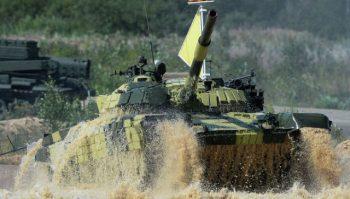 World Tank Biathlon Championships