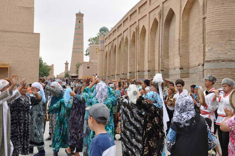 Central Asia Rally Uzbekistan Khiva