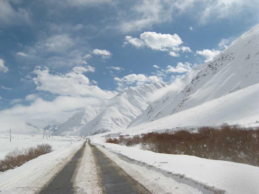 Central Asia Rally Kyrgyzstan