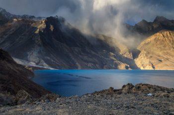 Saraz Lake