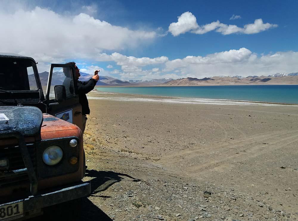 Central Asia Rally Tajikistan Karakul Lake