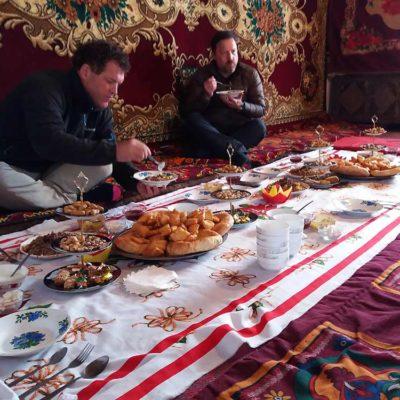 Central Asia Rally Kyrgyzstan Sary Mogul