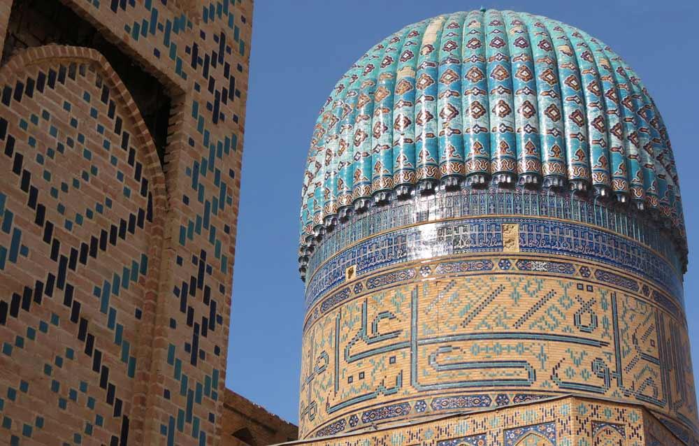 Central Asia Rally Uzbekistan Bukhara Po-i-Kalyan