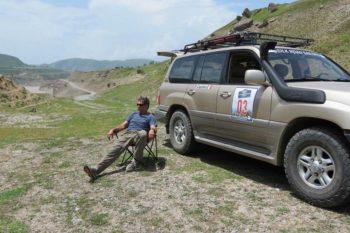 Central Asia Rally Tajikistan