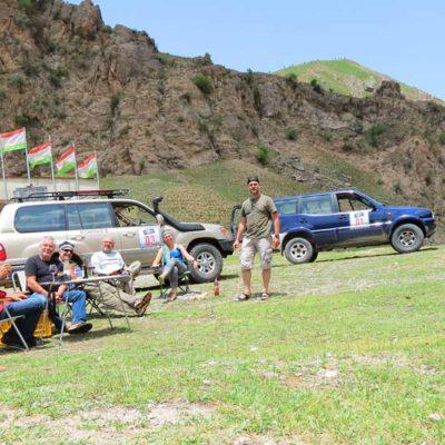 Central Asia Rally Tajikistan Gorno-Badakhshan