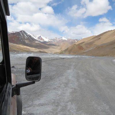 Central Asia Rally Tajikistan Ak-Baital Pass