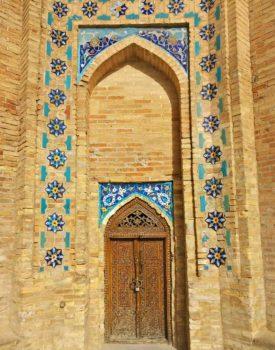 Central Asia Rally Uzbekistan Samarkand